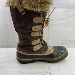 Sorel Women's Joan of Arctic Winter Boots Sz. 10 M